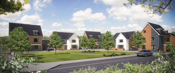 Image for First homes released at new Wootton Park location