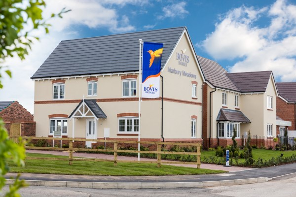 Wrenbury show homes
