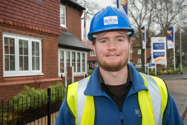 Image for New recruit Rob makes switch to the home front